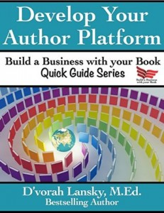 Develop your author platform