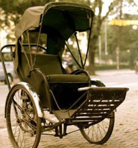 Vietnamese Pedicab-1