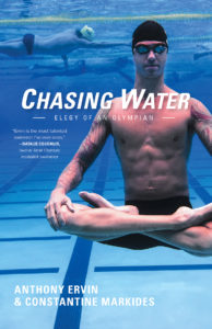Chasing Water by Anthony Ervin, Constantine Markides