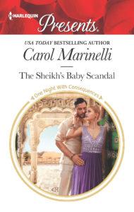 Sheikh's Baby Scandal by Carol Marinelli