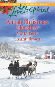 Amish Christmas Blessings by Marta Perry, Jo Ann Brown
