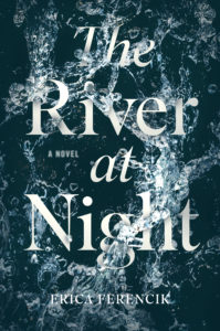 River at Night by Erica Ferencik