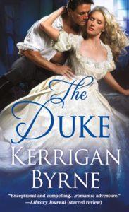 Duke (Victorian Rebels, Book 4) by Kerrigan Byrne