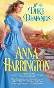 If The Duke Demands by Anna Harrington