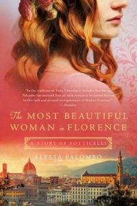 Most Beautiful Woman in Florence by Alyssa Palombo
