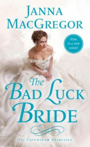 Bad Luck Bride by Janna MacGregor