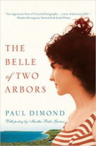 Belle of Two Arbors by Paul Dimond and Poetry by Martha Buhr Grimes