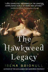 Hawkweed Legacy by Irena Brignull