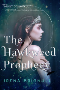 Hawkweed Prophecy by Irena Brignull
